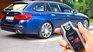 Download 5 Best Options BMW 5 Series Touring 2018 New BMW 5 Series Wagon G31 Estate Options CARJAM TV HD Video