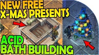 Download NEW FREE CHRISTMAS PRESENTS + BUILDING the ACID BATH - Last Day On Earth Survival 1.6.12 Update Video