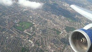 Download Amazing British Airways 767-300/ER Landing at London Heathrow Inflight Video