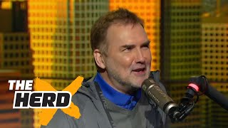 Download Norm Macdonald joins Colin in studio | THE HERD (FULL INTERVIEW) Video