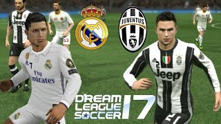 Download Real Madrid vs Juventus • Dream League Soccer 2017 Video