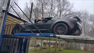 Download 2015 Callaway Corvette Z06 Delivery Video