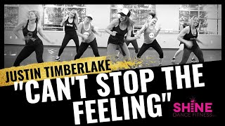 Download ″Can't Stop The Feeling″ by Justin Timberlake. SHiNE DANCE FITNESS Video