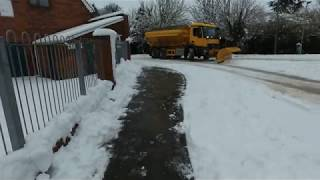 Download Shropshire braces coldest night of the year at -13 celsius Video