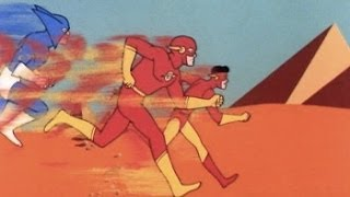Download The Flash - 1967 Cartoon #3 Video