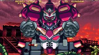 Download MUGEN Metal-Slug RebelSoldier vs Devil Gundam Video