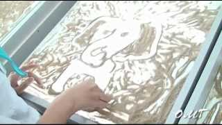 Download Құмда сурет салу (Sand art) Video