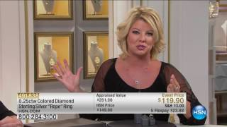 Download HSN | Colors Of Diamonds Jewelry 09.06.2016 - 05 PM Video