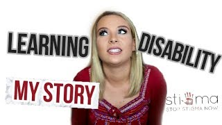 Download STORYTIME: My LEARNING DISABILITY-How I found out, STIGMAS, advice , & MORE! Video
