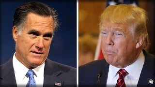 Download YOU'RE FIRED! TRUMP JUST DUMPED ROMNEY HARD, THE REASON WILL SHOCK YOU Video