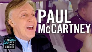 Download Paul McCartney Carpool Karaoke Video