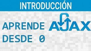 Download Ajax desde Cero Video