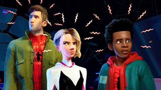 Download NEW Spider-Man Into the Spider-Verse TRAILER + Clips Video