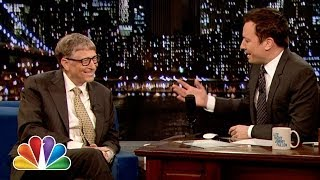 Download Bill Gates Talks the Next Big Thing (Late Night with Jimmy Fallon) Video
