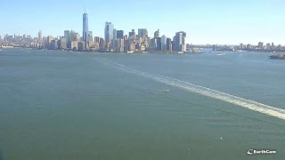 Download EarthCam Live: Statue of Liberty NYC Harbor Cam Video