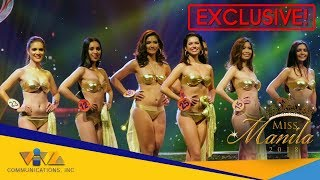 Download [MISS MANILA 2018 CORONATION NIGHT] Swimsuit Competition! Video