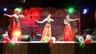 Download Múa ″Bèo Dạt Mây Trôi″ - Festival Sinh Viên Việt Nam tại Italia 2015 Video