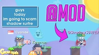 Download Growtopia | I SCAMMED A @MOD?! Video