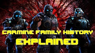 Download Benjamin Anthony Clayton Carmine Brothers | Quotes Death History Lore Insurance | In Gears of War 5? Video