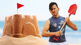 Download Markiplier Makes: A Sand Castle Video