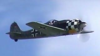 Download Focke Wulf 190 AWESOME SOUND !!! Video