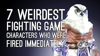 Download 7 Weirdest Fighting Game Characters Who Were Fired After One Game Video