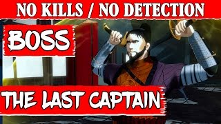 Download Aragami Walkthrough S Rank - Chapter 9 BOSS The The Last Captain No kills No Detection 1080p 60FPS Video
