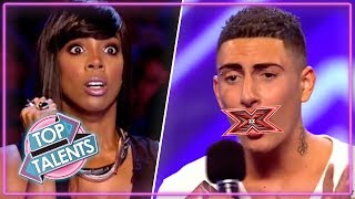 Download Rudest Auditions...EVER? | X Factor, Got Talent & Idols | Top Talents Video
