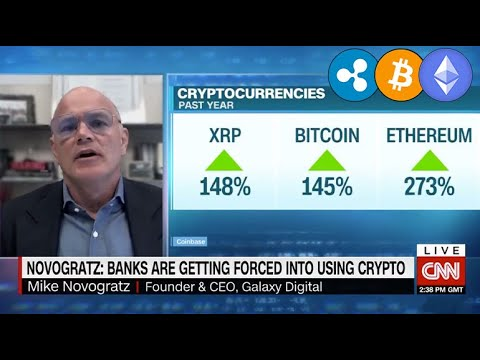 BIG BITCOIN INVESTOR REVEALS PERSONAL CRYPTOCURRENCY PORTFOLIO & ALTCOIN INVESTING STRATEGY on CNN!