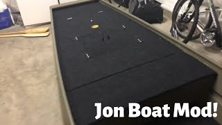 Download 14 ft. Jon Boat Modification |COMPLETED| Video