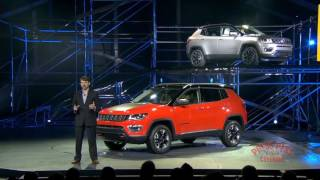 Download 2016 LA Auto Show - Jeep Compass Intro Highlights Video