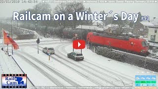 Download RailCam On A Winter´s Day #93 Video