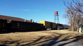Download Rail fanning the arkansas and Missouri rail road Video