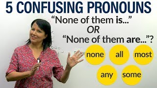 Download English Grammar: How to use 5 confusing indefinite pronouns Video