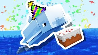 Download Minecraft Dolphin helps me celebrate 6 years of YouTube!! Video