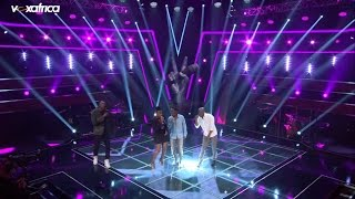 Download Les coachs chantent un medley aux auditions à l'aveugle | The Voice Afrique 2016 | saison 1 Video