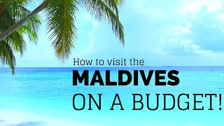Download MALDIVES ON A BUDGET Video