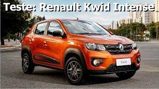 Download Teste - Renault Kwid Intense 1.0 12V Video