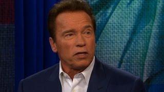 Download Schwarzenegger laughs off Trump criticism Video