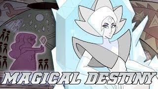 Download White Diamond Predictions! Steven's True Magical Destiny and Homeworld! - Steven Universe Theory Video