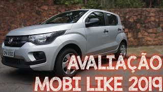 Download Avaliação Fiat Mobi Like 4 cilindros 2019 1.0 Video