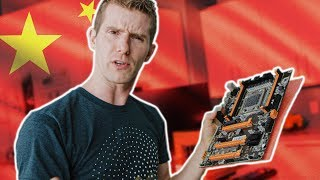 Download Would you pay $100 for a Chinese Salvage Motherboard?? I did.. Video