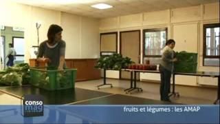 Download Consomag : « Fruits et légumes : les AMAP » Video