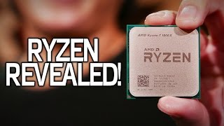 Download Hello Ryzen! CPUs, Pricing and Launch Date FINALLY Revealed Video