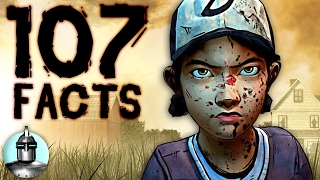 Download 107 The Walking Dead Video Game FACTS You Should KNOW | The Leaderboard Video