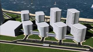 Download Business & Residential Complex - Maputo , Mozambique Video