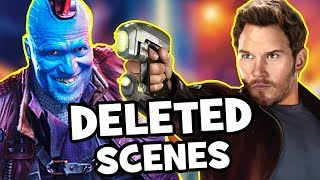 Download Guardians of the Galaxy Vol. 2 DELETED SCENES, Characters & Concept Art Video