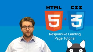 Download Learn HTML5 & CSS3 in 3 Hours: A Responsive Web Page Tutorial Video