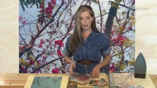 Download ToolGirl Mag Ruffman - Transferring Photo Images to Wood the EASY Way! Video