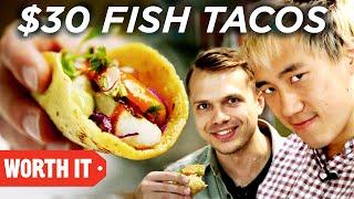 Download $3.50 Fish Tacos Vs. $30 Fish Tacos Video